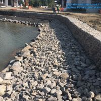 977_Willow Pond Stailization_Gabions, Filter Fabric, and Backfill Looking North.r.d.jpg